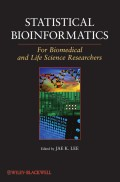 Statistical Bioinformatics. For Biomedical and Life Science Researchers
