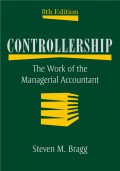 Controllership. The Work of the Managerial Accountant
