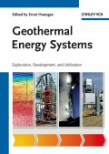 Geothermal Energy Systems. Exploration, Development, and Utilization