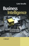 Business Intelligence. Data Mining and Optimization for Decision Making