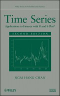 Time Series. Applications to Finance with R and S-Plus