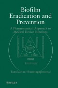 Biofilm Eradication and Prevention. A Pharmaceutical Approach to Medical Device Infections
