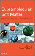 Supramolecular Soft Matter. Applications in Materials and Organic Electronics