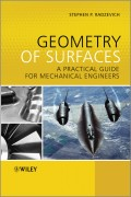Geometry of Surfaces. A Practical Guide for Mechanical Engineers