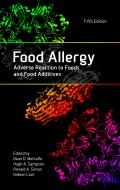 Food Allergy. Adverse Reaction to Foods and Food Additives