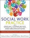 Social Work Practice with Groups, Communities, and Organizations. Evidence-Based Assessments and Interventions