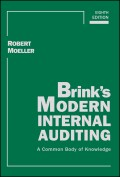 Brink's Modern Internal Auditing. A Common Body of Knowledge