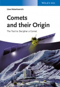 Comets And Their Origin. The Tools To Decipher A Comet