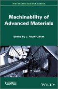 Machinability of Advanced Materials