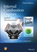 Internal Combustion Engines. Applied Thermosciences