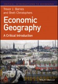 Economic Geography. A Critical Introduction