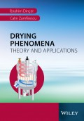 Drying Phenomena. Theory and Applications