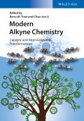 Modern Alkyne Chemistry. Catalytic and Atom-Economic Transformations