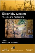 Electricity Markets. Theories and Applications