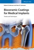 Bioceramic Coatings for Medical Implants. Trends and Techniques