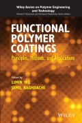Functional Polymer Coatings. Principles, Methods, and Applications
