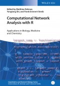 Computational Network Analysis with R. Applications in Biology, Medicine and Chemistry