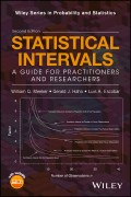 Statistical Intervals. A Guide for Practitioners and Researchers
