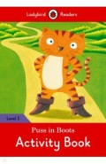 Puss in Boots Activity Book
