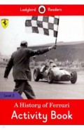 A History of Ferrari Activity Book