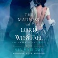 The Madness of Lord Westfall - The Order of the Muse, Book 2 (Unabridged)