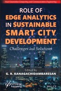 Role of Edge Analytics in Sustainable Smart City Development