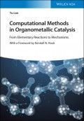 Computational Methods in Organometallic Catalysis
