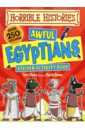 Horrible Histori. Sticker Activity: Awful Egyptians